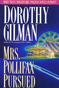 Mrs. Pollifax Pursued book cover