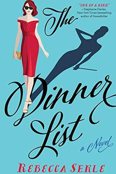 Dinner List book cover