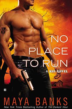 No Place to Run book cover