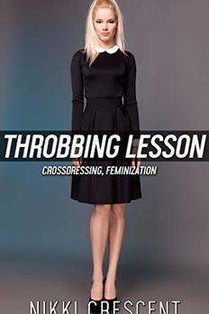 THROBBING LESSON book cover