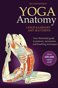 Yoga Anatomy book cover