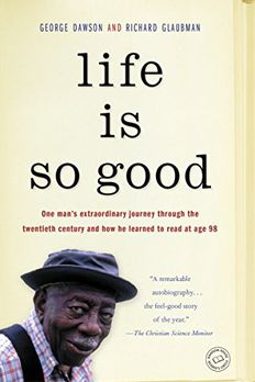 Life Is So Good book cover