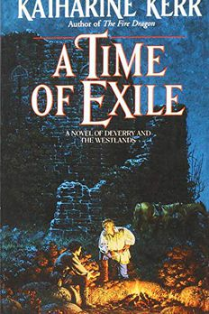 A Time of Exile book cover