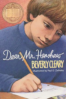 Dear Mr. Henshaw book cover
