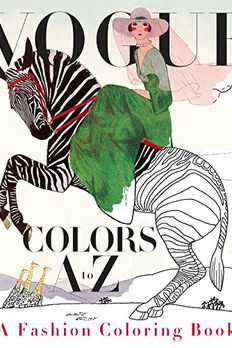 Vogue Colors A to Z book cover