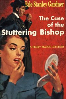 The Case of the Stuttering Bishop book cover