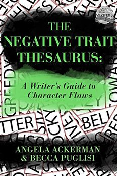 The Negative Trait Thesaurus book cover