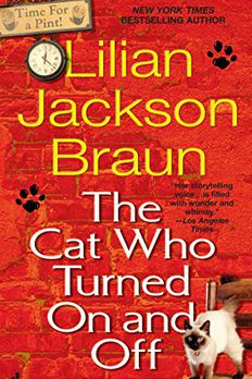 The Cat Who Turned On And Off book cover
