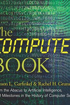The Computer Book book cover