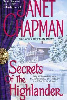 Secrets of the Highlander book cover
