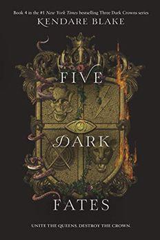 Five Dark Fates book cover