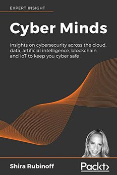 Cyber Minds book cover