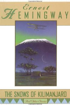The Snows of Kilimanjaro and Other Stories book cover