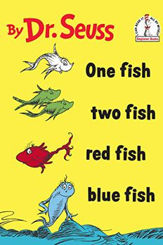 One Fish Two Fish Red Fish Blue Fish book cover