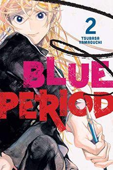 Blue Period, Vol. 2 book cover