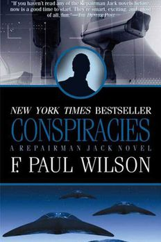 Conspiracies book cover