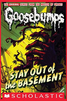 Stay Out of the Basement book cover
