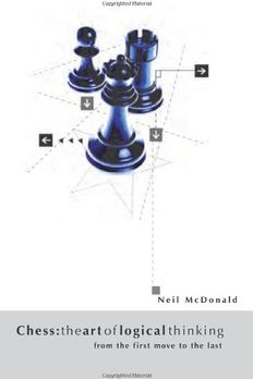 Chess book cover