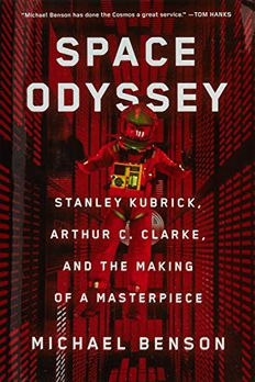 Space Odyssey book cover
