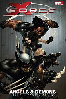 X-Force, Volume 1 book cover