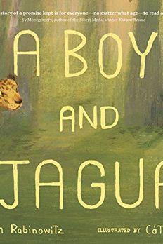 A Boy and a Jaguar book cover