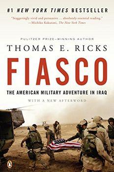 Fiasco book cover