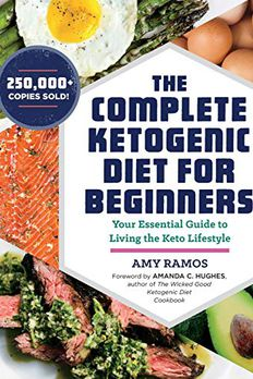 The Complete Ketogenic Diet for Beginners book cover