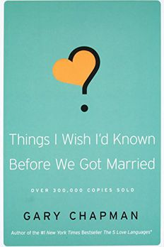 Things I Wish I'd Known Before We Got Married book cover