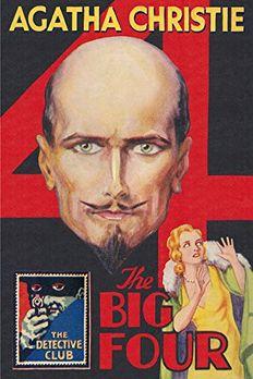 BIG FOUR-DETECTIVE CLUB HB book cover