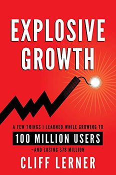 Explosive Growth book cover