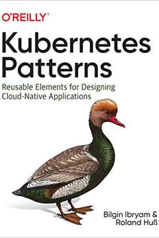 Kubernetes Patterns book cover