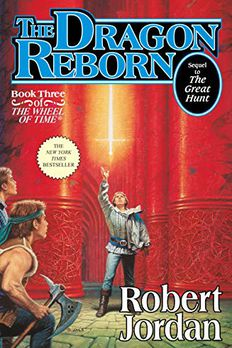 Dragon Reborn book cover