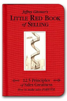 Little Red Book of Selling book cover