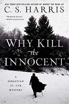 Why Kill the Innocent book cover
