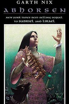 Abhorsen book cover