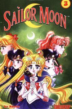 Sailor Moon, #3 book cover
