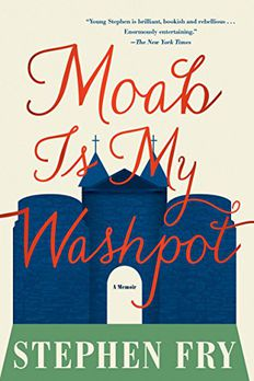 Moab Is My Washpot book cover