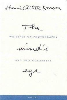 Henri Cartier-Bresson book cover