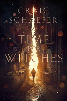 A Time for Witches book cover
