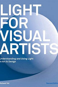 Light for Visual Artists Second Edition book cover