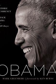 Obama book cover