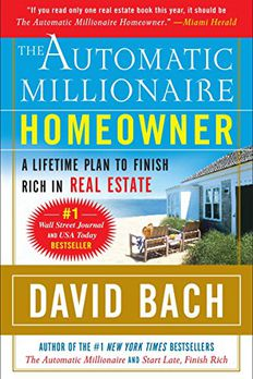 The Automatic Millionaire Homeowner book cover