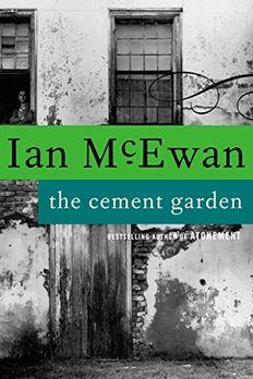 The Cement Garden book cover
