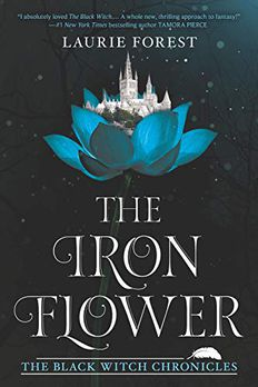 The Iron Flower book cover