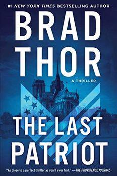 The Last Patriot book cover