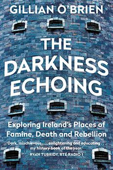 The Darkness Echoing book cover