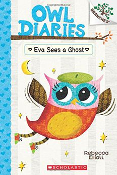 Eva Sees a Ghost book cover