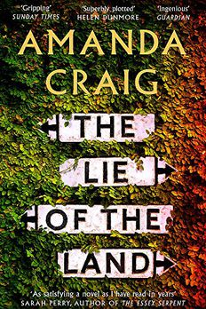 Lie Of The Land book cover