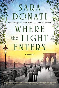 Where the Light Enters book cover