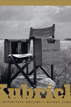 Kubrick book cover